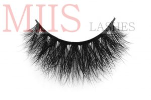 top eyelashes