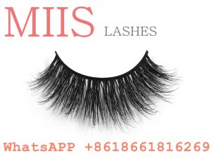 mink fur eyelashes manufacturer